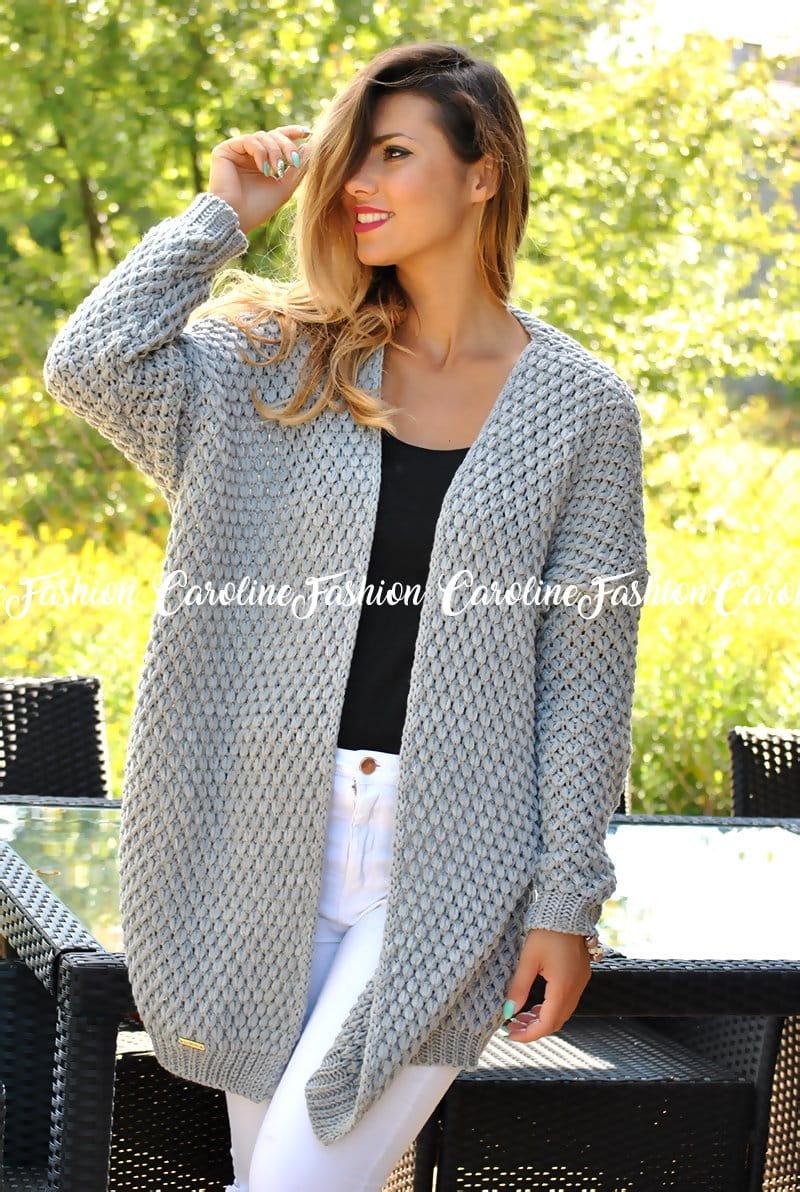 Gruby sweter tunika POLSKI PRODUCENT kolory!!!